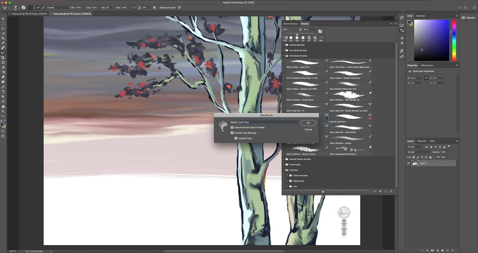 Screenshot Adobe Creative Cloud