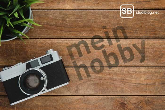 Kamera als Symbol für Fotografie