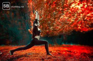 Selbstverteidigungkurs - yoga zum aufwärmen