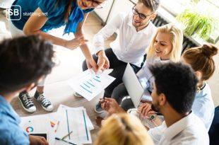 kommunikativer Lerntyp - Lerngruppe an der Uni