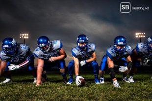 Mit Sportwetten Geld verdienen - Football-Mannschaft