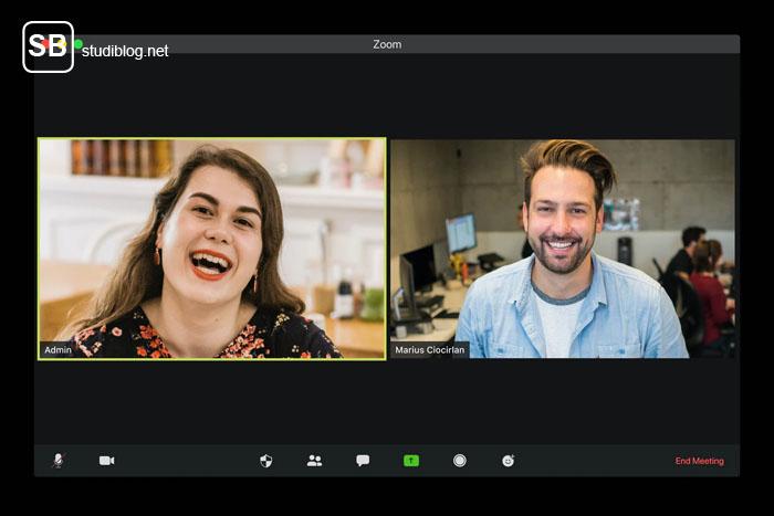 Videokonferenz Verhalten