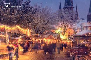 Weihnachtsmarkt - wir sehen uns auf einem der 10 beliebtesten Märkte in Deutschland