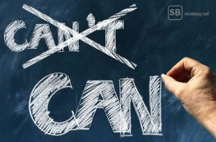 Persönliche Motivation can´t oder can?